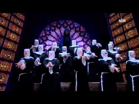 Sister Act Hamburg: Video Clips
