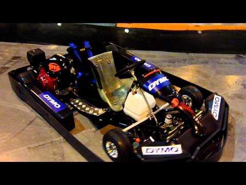 Two Seater Kart Dymo Sponsored.MOV