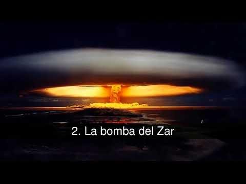Las mayores explosiones en la historia de la tierra