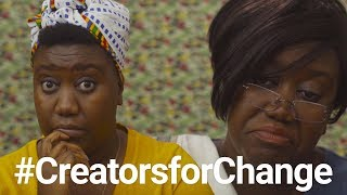 How To Tell Your African Parents That Black Lives Matter ✊🏿😰(Part Two)   #CreatorsForChange