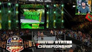 WWE 2K17 MI CARRERA - ME JUEGO EL TÍTULO EN MONEY IN THE BANK