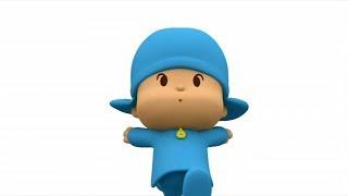 Мультики - Покойо - Спортивный сборник - Веселые мультфильмы для детей