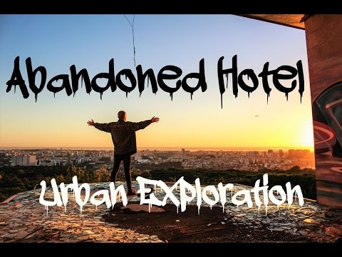 Exploring Abandoned Building in Lisbon