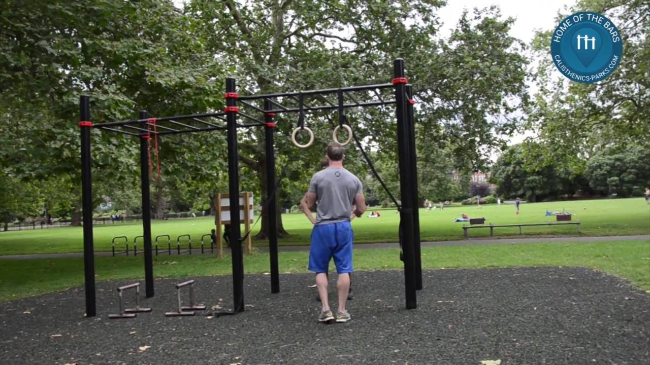 Image result for kennington park workout