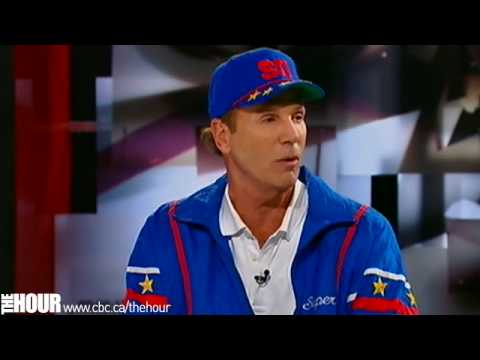 Super Dave Osborne On The Hour With George
