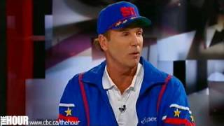 Super Dave Osborne on The Hour with George Stroumboulopoulos