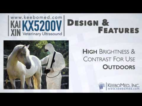 KX5200V Wrist Ultrasound | Introduction & Features | KeeboMed