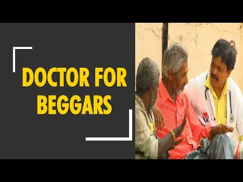 Pune doctor provides free treatment to beggars