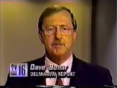 WBOC Delmarva Report 12nn open (1980's)