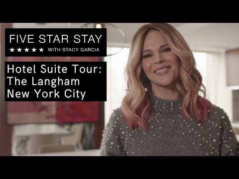 Five Star Stay: Hotel Suite Tour at the Langham, New York City, 5th Avenue