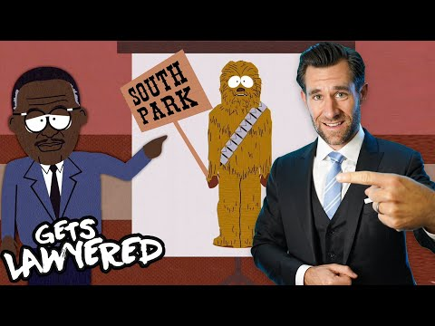 Real Lawyer Reacts to South Park Chewbacca Defense