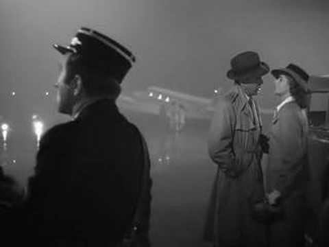 Casablanca - We'll Always Have Paris