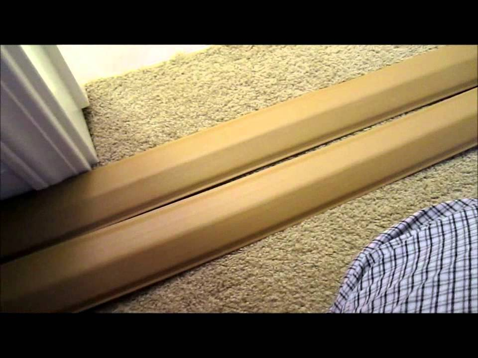 How To Hide Cables Near Doorways