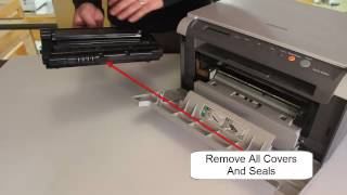 How to Replace Samsung SCX4200 Toner Cartridge in Samsung SCX4200 or Similar Models(Visit at https://www.tonerparts.com/toner-cartridges/samsung/samsung-scx-series/samsung-scx-4200.html - Know how to replace the toner cartridge in a ..., 2014-02-17T19:11:09.000Z)