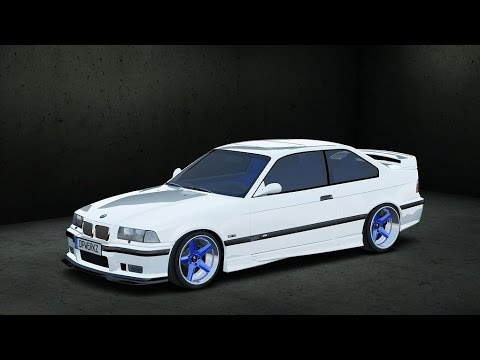 assetto corsa tuning mod bmw e36 m3 coupe youtube. Black Bedroom Furniture Sets. Home Design Ideas