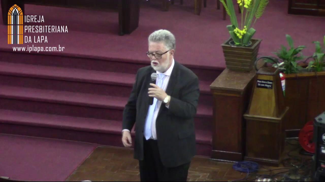 1 João 1.1-4 - Rev. George Alberto Canelhas
