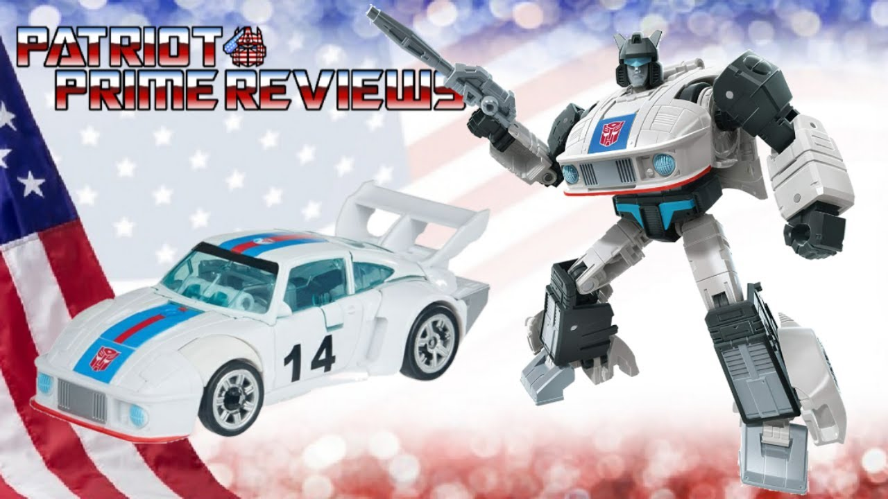 Patriot Prime Reviews Studio Series 86 Jazz