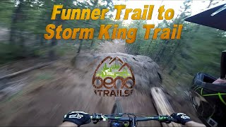 Funner Trail to Storm King Trail- Bend, OR