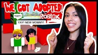 ADOPT AND RAISE A CUTE KID! - Roblox