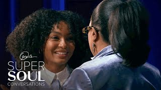 """Oprah to Yara Shahidi: """"Your Future"""