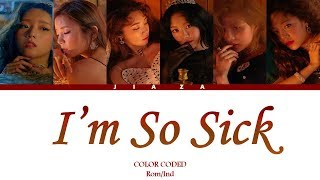Apink 'I'm So Sick' (Sub indo) Lirik {Color Coded-Rom-Ind}