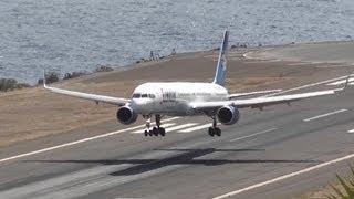 condor    all aircraft type a320 a321 b757 b767    madeira