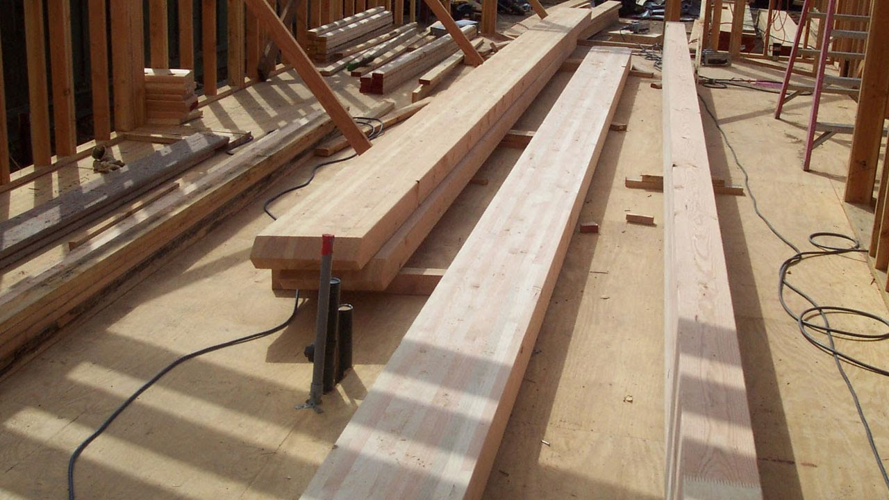 Drilling And Notching Glulam Beam Tips Home Building And