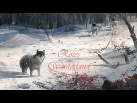 Rotes Winterland