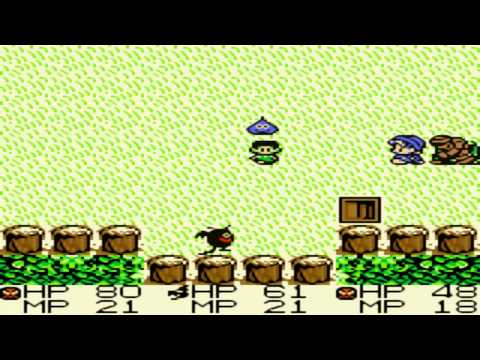 Dragon Warrior Monsters - 3 - Levels for breeding.