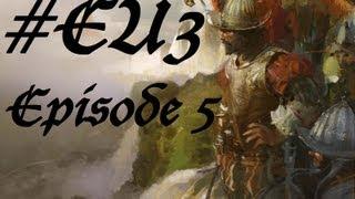 """Europa Universalis 3 Saison 2 """"DW"""" Ep 5 """"L'Eveil des Titans"""""""