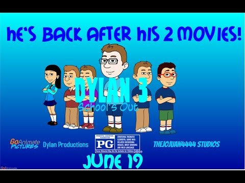 Dylan 3 School's Out (Movie Theater Version)
