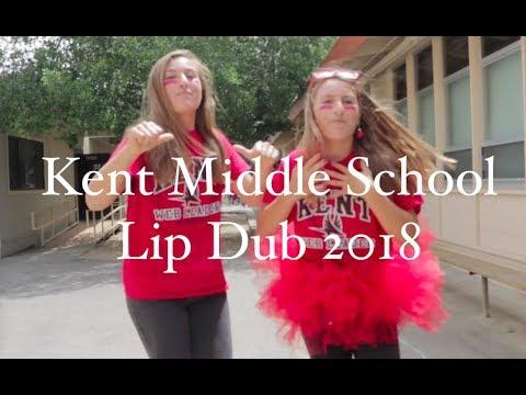 Kent Middle School Lip Dub 2018