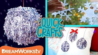 6 Holiday Decor DIYs | QUICK CRAFTS