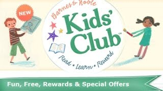 Kids Club at Barnes and Noble - Bitsy