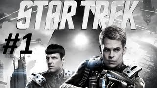 Let's Play Star Trek Das Videospiel German Part 1 Deutsch HD Gameplay Walkthrough 2013
