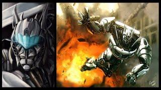 Transformers Movie History: JAZZ Origin Story