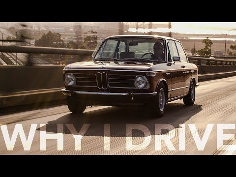 The smile generator: Kyle's 1973 BMW 2002 Tii | Why I Drive  - Ep. 5