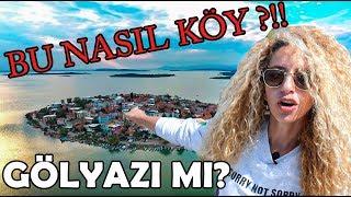 Türkiye nin En Bakımsız TURİSTİK KÖYÜ Gölyazı Fiyasko mu