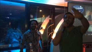 اذينة العلي سهرة كاريوكي karaoke live