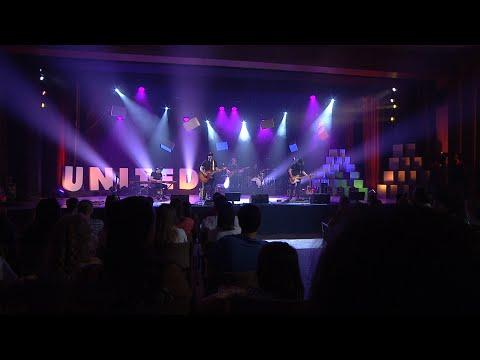 UNITED online 2020 - sobota večer