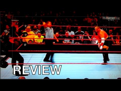 Samoa Joe vs Roman Reigns WWE RAW 2/6/17 REVIEW - Braun Strowman Roman Reigns Brawl WWE RAW