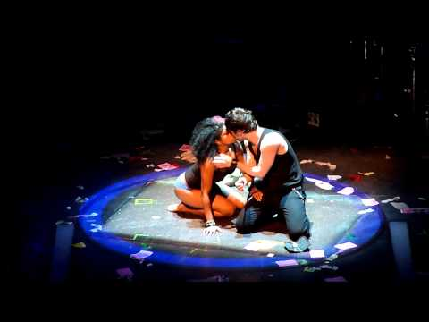 American Idiot musical She's a Rebel/ Last Night On Earth w/ Billie Joe 10/1/10