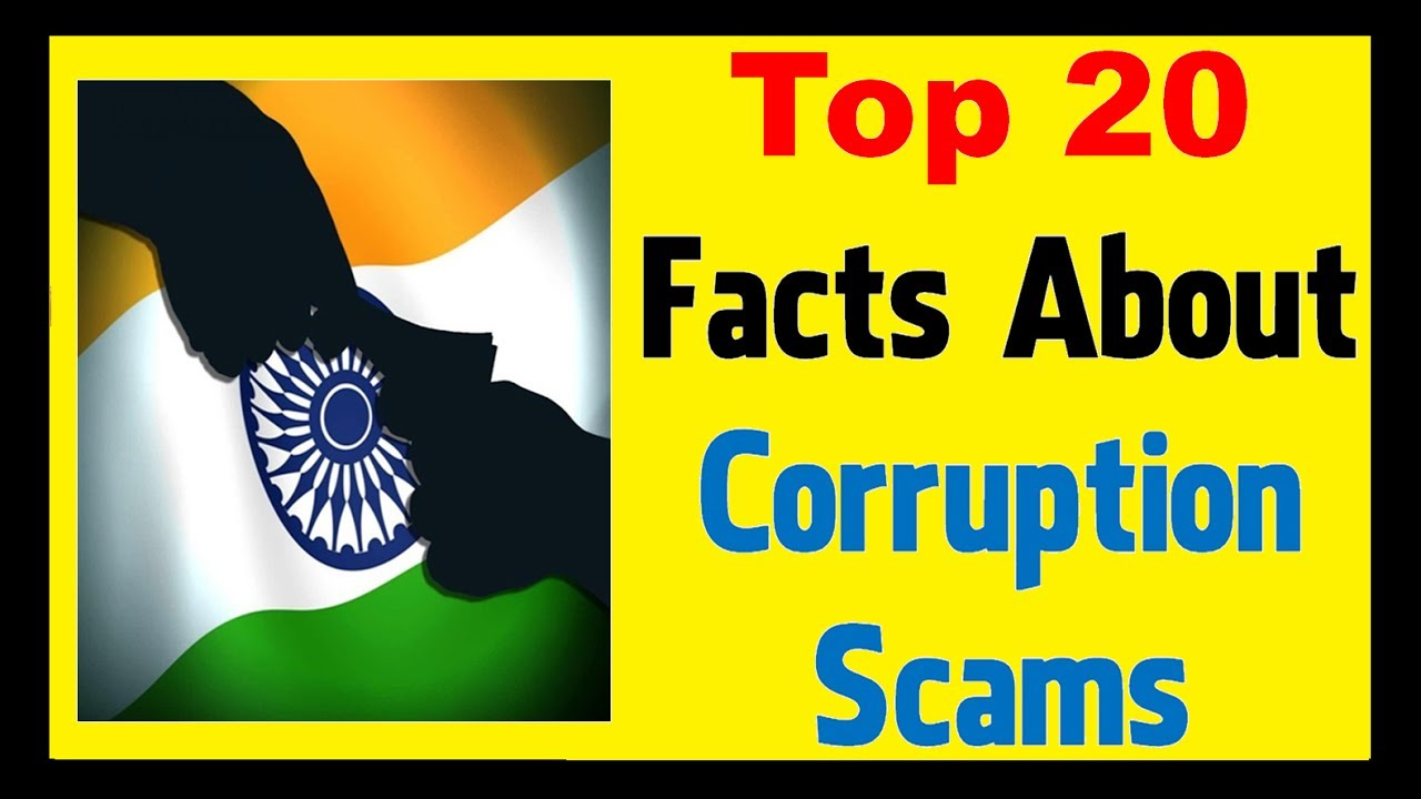 research paper on corruption and scams in india Read this essay on corruption in india come browse our large digital warehouse of free sample essays get the knowledge you need in order to pass your classes and more only at termpaperwarehousecom.