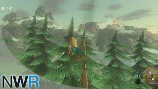 Fun Moments in Zelda: Breath of the Wild (E3 2016)