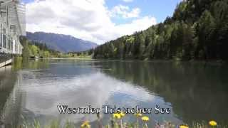 Tristacher See Westufer