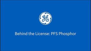 Behind the License: PFS Phosphor