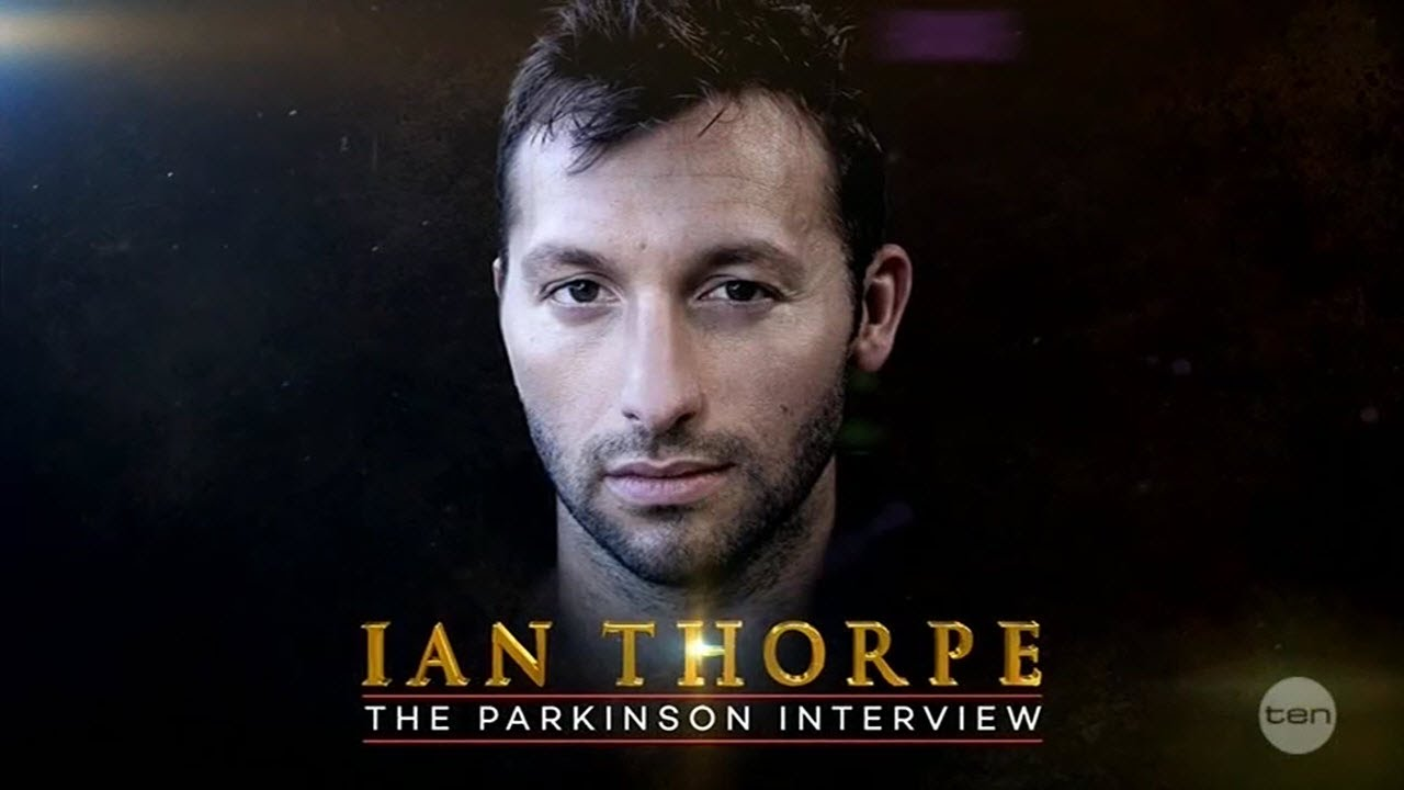 Ian Thorpe | Parkinson | [FULL] Interview - ViYoutube