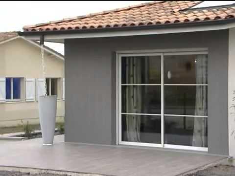 Vid o visite de la maison aliz bbc libourne 33 demeures de la c te d 39 argent youtube - Demeures de la cote d argent ...