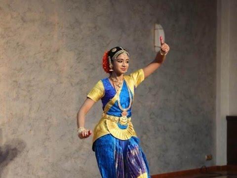 Bharathanatyam- Indian Classical Dance- Navarasam- Varnam