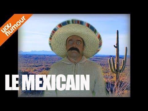 LeFred, Vidéotomatik Le Mexicain